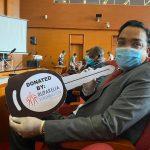 Ruparelia Foundation donotion to through the CoronaVirus pandemic