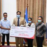 Ruparelia Foundation, Gateway Metroplex & Gateway Delta - Donations
